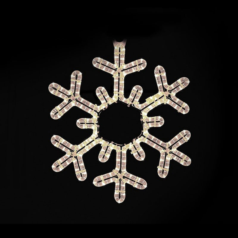 Best Selling Snowflake Led Decorative Christmas Light Project