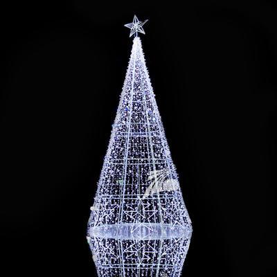 3D Christmas Motif Light