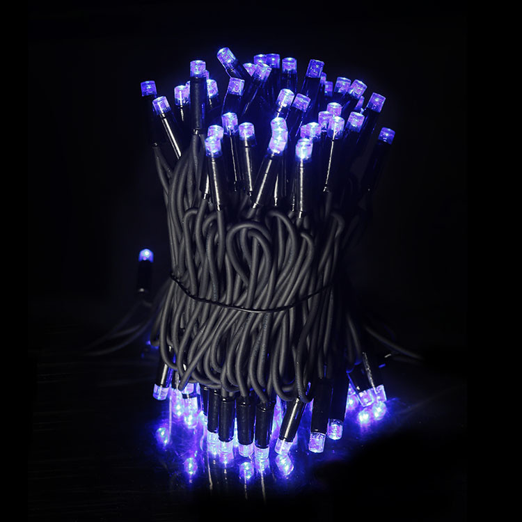 Led Rubber Wire String Light
